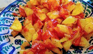Patatas bravas - znak rozpoznawczy madryckiej gastronomii. Jednak trzeba wiedzieć, gdzie je zamówić