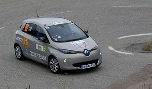 Renault ZOE zwycięża w Monte Carlo