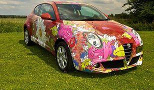 Alfa Romeo: MiTo jak obraz
