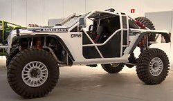 OMM 4x4: auto terenowe zbudowane od podstaw