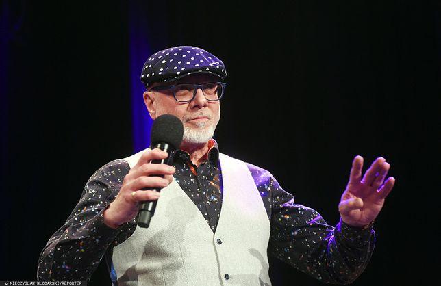 Jan Chojnacki żegna się z Polskim Radiem.