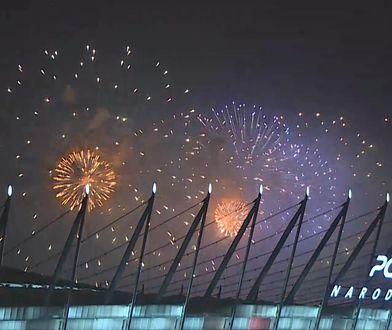 Zobacz fajerwerki na 100-lecie niepodległości