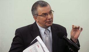 Tomasz Zieliński zastąpi w Sejmie Adama Abramowicza (na zdjęciu)