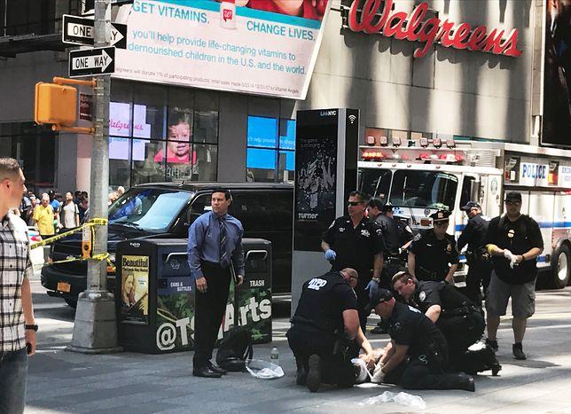 Ranni na Times Square