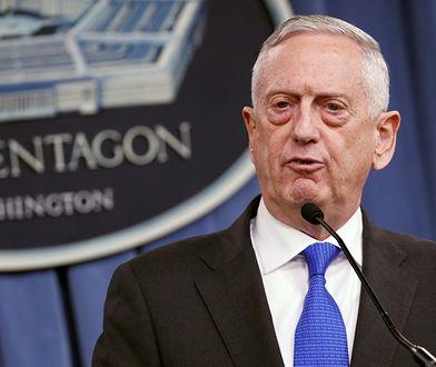 Jedna z przesyłek miała trafić do sekretarza obrony USA.