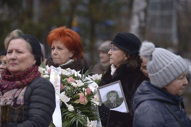 W Warszawie odbył się pogrzeb uwielbianej artystki