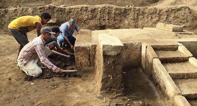 Egipt: Odkryto salę tronową faraona Ramzesa II.