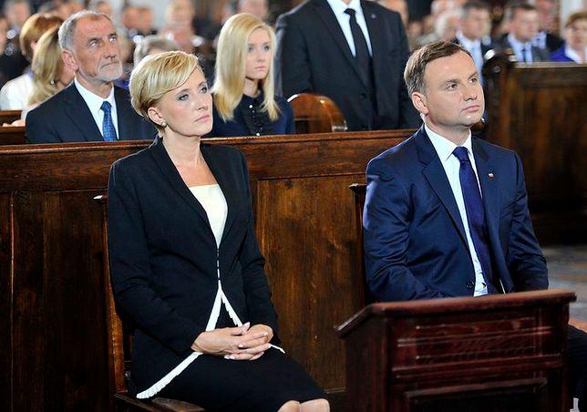 Koniec kryzysu w małżeństwie Andrzeja Dudy?