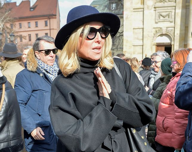 Agata Młynarska wspomina ojca