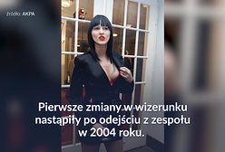 Agnieszka Chylińska kończy 45 lat. Ma na koncie wiele metamorfoz
