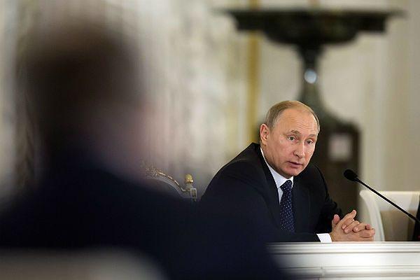 Rok, w którym Putin przekroczył Rubikon