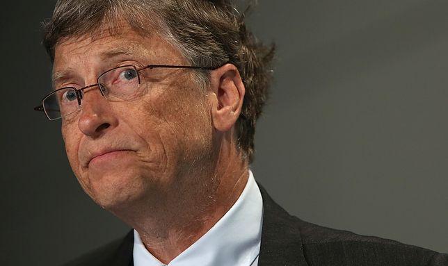 Bill Gates coraz niżej w rankingu najbogatszych ludzi na świecie. Powoli traci miejsce na podium
