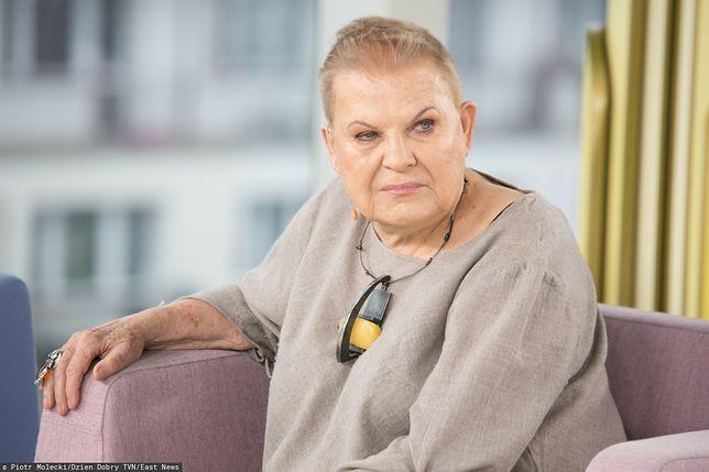 Elżbieta Dzikowska w młodości trafiła do więzienia
