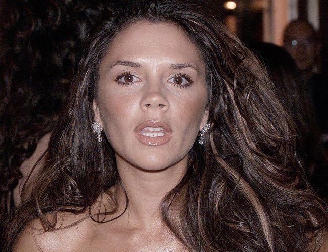 Victoria Beckham w 2000 r.