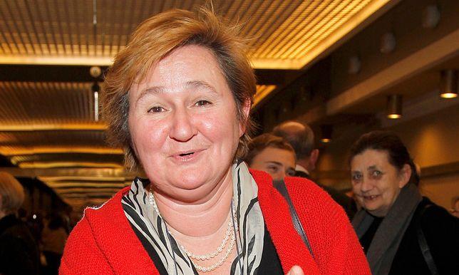 Magdalena Środa skwitowała polskie influencerki.