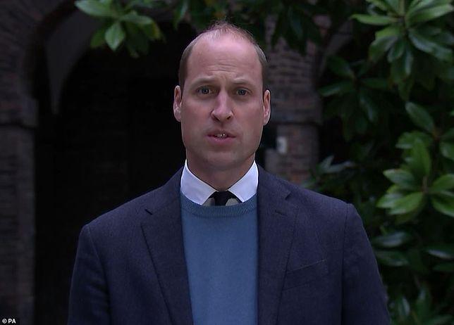 Książę William wydał oświadczenie po zakończeniu dochodzenia w sprawie dziennikarza BBC