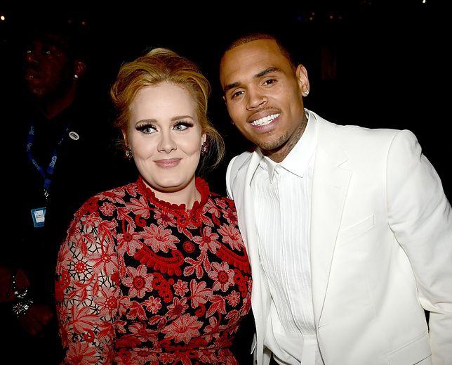 Adele zna Chrisa Browna od lat