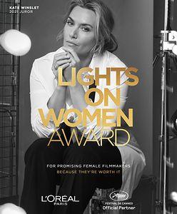 L'ORÉAL PARIS SKŁADA HOŁD ROLI KOBIET W FILMIE INAUGURUJĄC LIGHTS ON WOMEN AWARD - NAGRODĘ DLA NAJBARDZIEJ OBIECUJĄCEJ REŻYSERKI