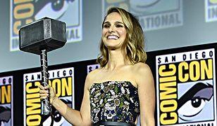 Marvel zapowiedział kolejne filmy i seriale. Natalie Portman nowym Thorem