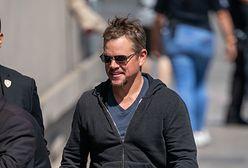 Matt Damon nie jest już uroczym blondynem. Ale i tak nieźle wygląda