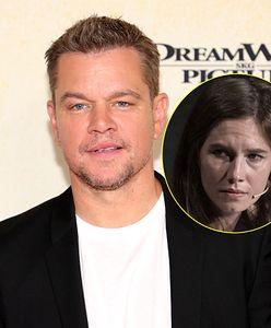 Amanda Knox jest wściekła na Matta Damona. Oskarża aktora o żerowanie na jej tragedii