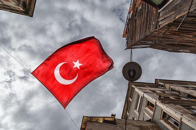 Austria. Sprzeciw wobec eksponowania tureckiej symboliki narodowej
