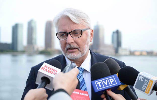 Witold Waszczykowski: na miejscu Donalda Tuska nie odważyłbym się ponownie kandydować na szefa RE