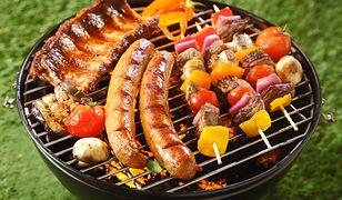 Jak sprawić, by dania z grilla, były zdrowsze i mniej tuczące. 5 porad