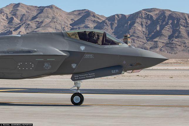 Koalicja Obywatelska chce sprawdzić zakup F-35 przez MON. Jest wniosek do NIK