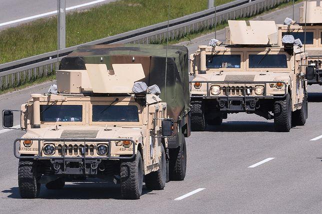 Amerykańskie wojsko zostanie przerzucone do Polski na manewry Defender