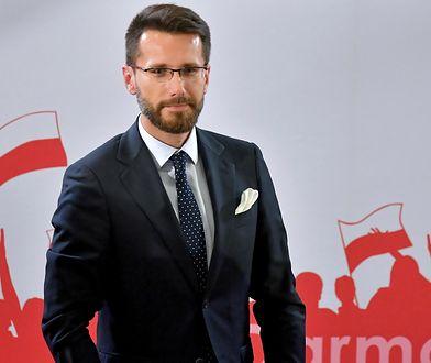 Radosław Fogiel, wicerzecznik PiS
