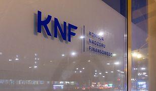 Drogie szkolenie dla urzędników KNF. 1200 zł za osobę