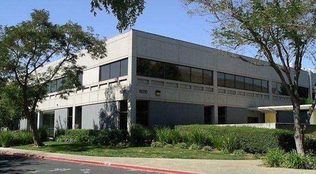 Pierwszy campus HP, który został wykupiony i wyburzony przez Apple.