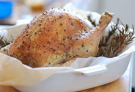 Kurczak, jabłka i rozmaryn - to gwarancja pysznego dania. Przekonaj się sama