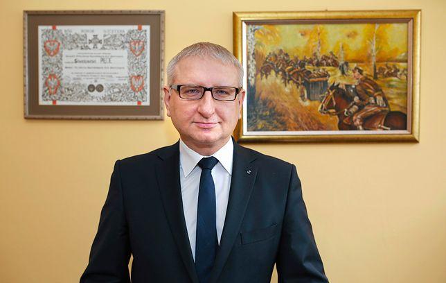 Stanisław Pięta: wyrzuciłbym tę czerwoną lumpeninteligencję na pysk