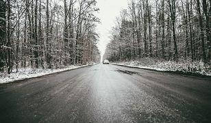 Pogoda. Ostrzeżenie IMGW: ślisko na północy Polski