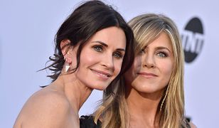 Courtney Cox i Jennifer Aniston