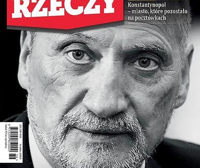 Czy Macierewicz wróci do pierwszego szeregu PiS?