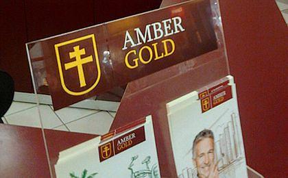 Złota bańka Amber Gold
