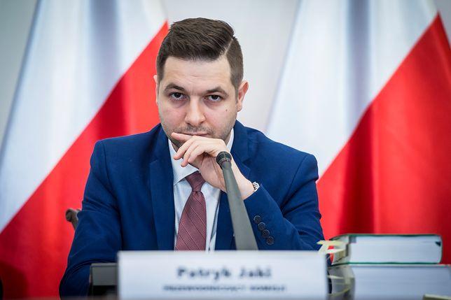 Patryk Jaki jest przewodniczącym komisji weryfikacyjnej ds. reprywatyzacji