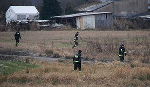 Ciało nastolatka znaleziono ok. 150 m od miejsca zaginięcia