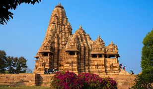 Świątynia w Kadźuraho