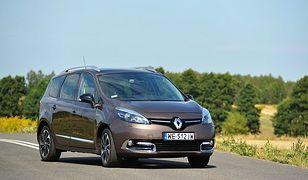 Renault Grand Scenic 1,2 TCe: w dużym ciele mały duch