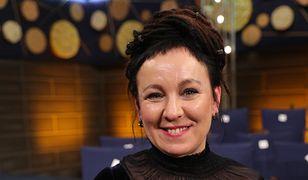 Olga Tokarczuk nadal odwiedza różne miejsca w Sztokholmie