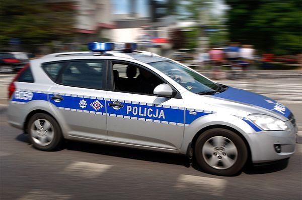 Brawurowy pościg policjantów za złodziejem paliwa na DK5