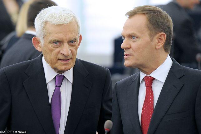Koalicja Europejska w Parlamencie Europejskim. Jerzy Buzek najpewniej zostanie europosłem.