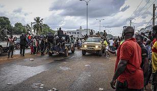 Mali. Wojskowy zamach stanu. Prezydent podał się do dymisji