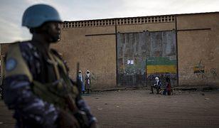 Mali. 20 żołnierzy ONZ rannych po ataku w centrum kraju