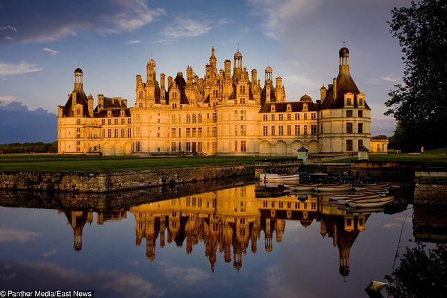 Prezydent Macron postanowił świętować 40. urodziny w zamku Chambord