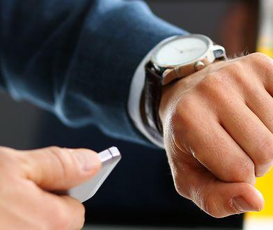 Stylowy zegarek Casio do garnituru